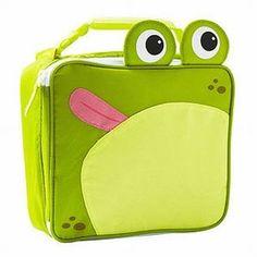 The Frog - Lunchbag
