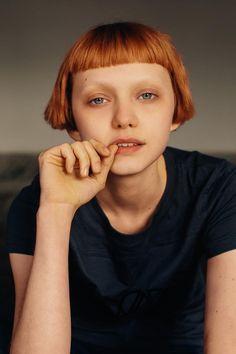 Watch This Face: Katie Moore (Harper's Bazaar UK)