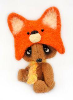 1358446774_ooak_collectible_teddy_fox_bear_1.jpg (600×815)