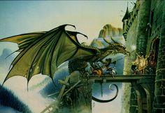 Chris Achilleos - Dragonspell