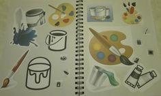 Onderzoek iconen schilderen