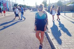Lily Melrose - UK Style and Fashion Blog: Portugal part one - optimus alive 2014