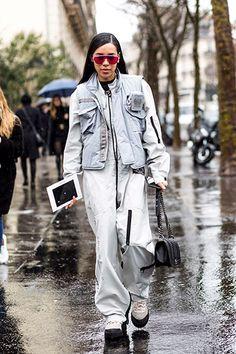 Street Style Paris Fashion Week - Image 30