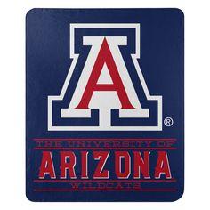 FANMATS NCAA University of Arizona Wildcats Nylon Face Mascot Rug