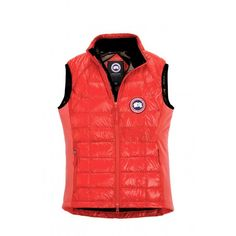 Canada Goose' Hybridge Lite Vest - Men's Black/Red, XL