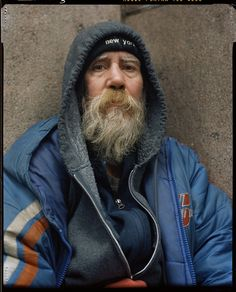 Famed Photographer Gives A Face To New York's Homeless Population In 'Residents Of New York'