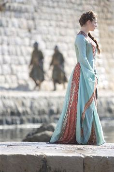 "British actress Esme Bianco plays Ros in ""Game of Thrones."""