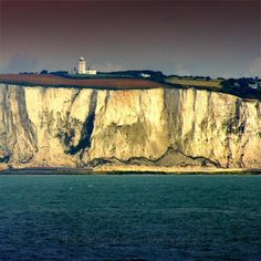 Great White Cliffs of Dover I still remember crossing the Channel and seeing this sight