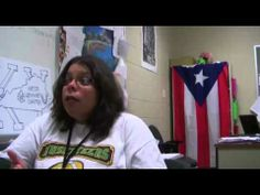 A teacher from Greenup County High School in Kentucky shares how she uses technology in her Spanish classes.
