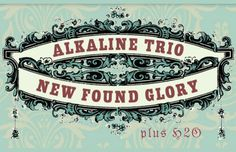 Alkaline Trio and New Found Glory announce co-headlining tour with H2O - Alternative Press
