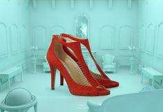 Fashion 3D set: Jimmy Choo
