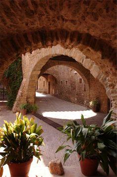Monells  Baix Empordà,  Catalonia