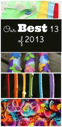 Happy Hooligans' Most Popular 13 Posts of 2013!