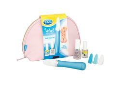 Win a Scholl Velvet Smooth Nail Care Set worth £70