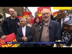 Sadiq Khan le nouveau maire de Londres est musulman