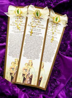 Separadores de Páginas con rosario