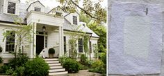 Best Exterior White Outdoor House Paints, Gardenista Swiss Coffee Ben Moore
