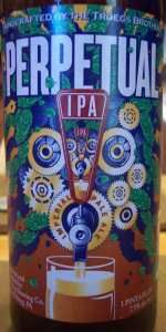 One of the best imperial IPAs ever.  Tried it the first time at the State College Brewer's Expo last summer.  Amazing.