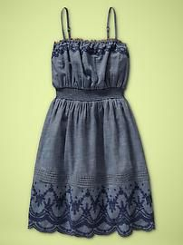 Kids Clothing: Girls Clothing: Dresses | Gap