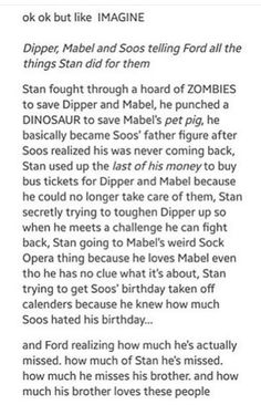Also Stan said that he would personally move out just so the kids could be safe, even though he has no where to go and still, pretty much broke