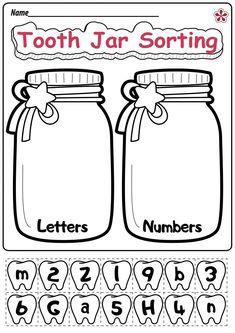 Health Activities, Preschool Learning Activities, Preschool Lessons, Preschool Classroom, Kindergarten Worksheets, Kindergarten Class, Worksheets For Preschoolers, Printable Preschool Worksheets, Dental Health Month