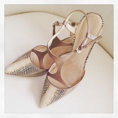 You had us at pointed heels.   photo cred: @baublesandbits