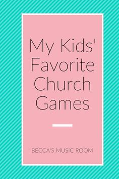 My Kids' Favorite church Games. What we play in Children's Church to help us take up time or energy! These could work for Children's Church Sunday School Awanas homeschool group elementary schools etc! Kids Church Games, School Games For Kids, Toddler Sunday School, Kids Church Lessons, Sunday School Crafts For Kids, Sunday School Rooms, Sunday School Activities, Bible Lessons For Kids, Church Activities