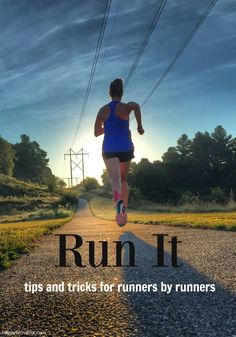 Run It - Tips and tricks for runners by runners. This month it's all about winter running gear and tricks to get you out there no matter what! | happyfitmama.com