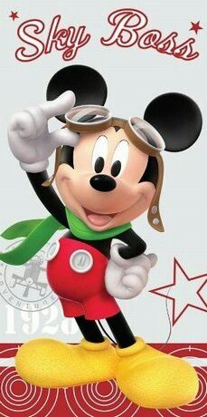 Mickey Mouse ⭐❤⭐