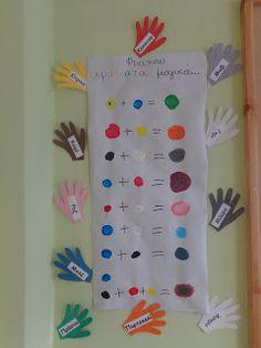 Preschool Worksheets, Classroom, Colours, Blog, Class Room, Preschool Printables