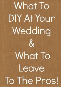 Planning your dream wedding is exciting, yet can very quickly become very stressful, especially if you plan on doing any part of the wedding yourself. Many of the of the brides on Rustic Wedding Chic are planning rustic budget weddings so they start to th Wedding Advice, Wedding Planning Tips, Budget Wedding, Wedding Stuff, Wedding Hacks, Wedding Budgeting, Wedding Checklists, Wedding Photos, Wedding Timeline