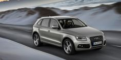 You will soon this magnificent Q 5 Audi with Lottery Baraka