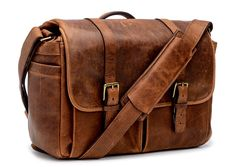 ONA | The Leather Brixton - Antique Cognac - Camera and laptop messenger bag-- I WANT!!!!!!