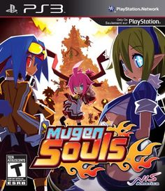 """Mugen Souls... OMG! It's been quite a few years since I've enjoyed an RPG video game like I've enjoyed playing """"Mugen Souls!"""" I have all of the DISGAEA games, and I enjoyed all of those, so I was naturally curious about this one."""