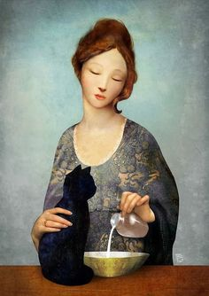 The Black Cat - Christian Schloe