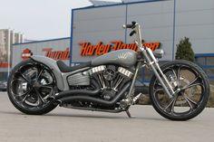 Harley-Davidson Softail Rocker | Original Thunderbike NickelRocker