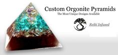Authentic Handmade Orgonite made On Request High Quality Orgone pyramids. Orgonite Pendants and more. each generator is charged with Reiki before shipping Crystal Shop, Handmade Shop, Reiki, Artisan, Shopping, Pendants, Craftsman, Pendant, Charms