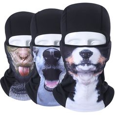 Now available in our store  3D Animal Balacla... Check it out here! http://championshipringsandmore.com/products/3d-animal-balaclava-windproof-full-face-mask-tactical-airsoft-military-bicycle-bike-motorcycle-hats-cap-cat-dog-husky?utm_campaign=social_autopilot&utm_source=pin&utm_medium=pin