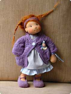 MariAS Nature TOY's doll