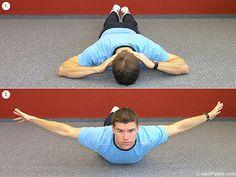5. gyakorlat Tai Chi, Excercise, Back Pain, Pilates, Workout, Retro, Health, Sports, Ejercicio
