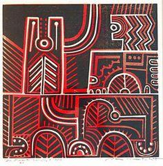 Te Kooti Series (3)//PARATENE MATCHITT