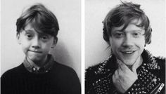 """""""I'm Ron by the way, Ron Weasley."""""""