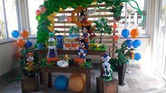 Mesa provençal dragon ball - Universo Decorado Dragon Birthday, Boy Birthday, Ball Birthday Parties, I Party, Birthdays, Diy, Naruto, Ball Birthday, Ideas Para Fiestas