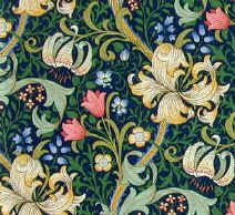 "William Morris - One of my favorite designers. English Arts and Crafts Period along with the PreRaphaelite artist movement. ""My wrk is the embodiment of dreams."" W. Morris"