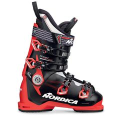 The Nordica Speedmachine 100 delivers top of the line all mountain performance, in all conditions.