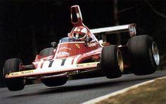Formula 1 1974 | Clay Regazzoni | Ferrari | GP de Alemania |  Nurburgring