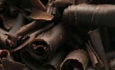 Raspas de Chocolate