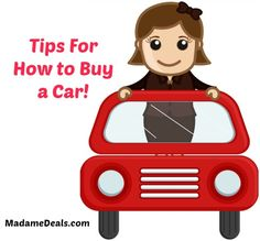 Tips on How to Buy New Car #savemoney