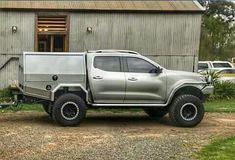 Toyota Camper, Toyota Trucks, Pickup Trucks, Custom Truck Beds, Custom Trucks, Custom Ute Trays, Off Road Truck Accessories, Nissan Navara D40, Ute Canopy
