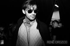 #RO #reneorozcotrend #ROcollection12 #lookinglikethebrand #formen #welcomesummer12 #intermoda #runway #onthescene
